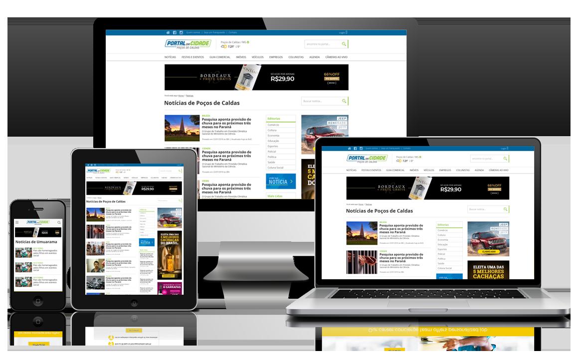 layout portaldacidade.com